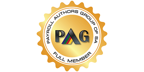 Payroll Authors Group South Africa Member Seal